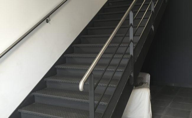 escalier métallique Champlan